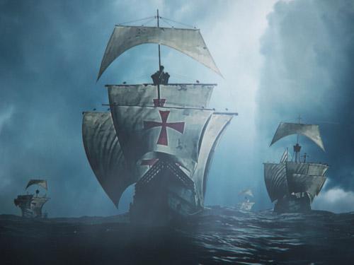 Griff nach der Weltherrschaft / Conquest of the seven seas