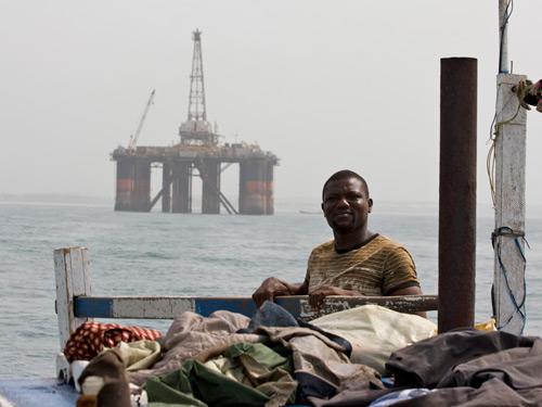 Öl vor Ghana – Fluch oder Segen?