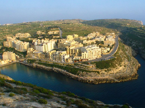 Gozo – One island, two operas