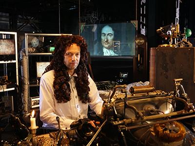 Gottfried Wilhelm Leibniz – Auf der Suche nach der Weltformel