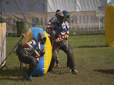 Paintball – Sport oder Kriegsspiel?