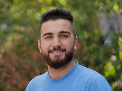 Walid Habash Azubi Mediengestalter Bild und Ton
