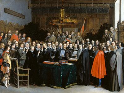 1648 –  Der lange Weg zum Frieden