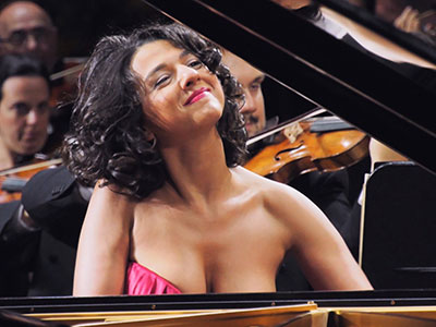 48 hours – Khatia Buniatishvili and Zubin Mehta in Georgia