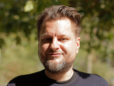 Thorsten Berrar Producer und Autor