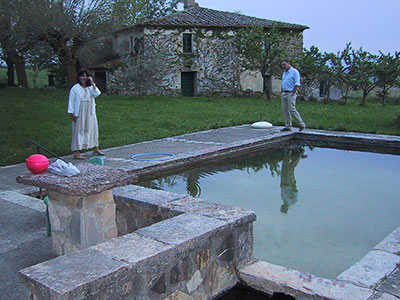 Badeparadiese: Die heißen Quellen der Toscana