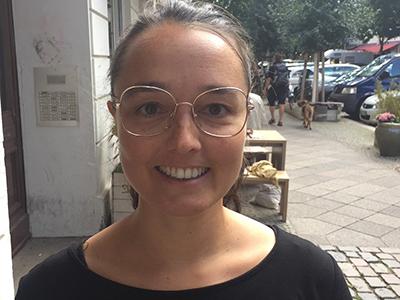 Silvia Palmigiano
