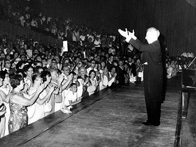 Sternstunden der Musik – Arthur Rubinstein: Abschied von Chopin